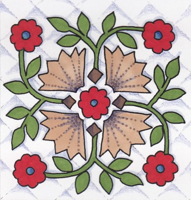 whig-rose-quilt
